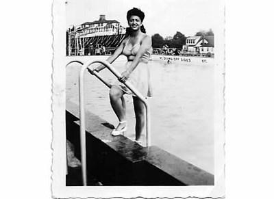The Bathing Beauty Back Then