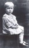 Gertrude Minnette Birke age 3