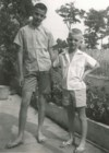 John and his brother, Walter